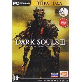 Dark Souls III. The Fire Fades Edition (4 DVD)