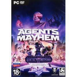 Agents of Mayhem. Издание первого дня (3 DVD)