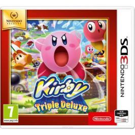 Nintendo Selects Kirby Triple Deluxe (3DS)