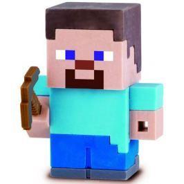 Bandai Фигурка Minecraft Mine-Charact Box Steve 4 см