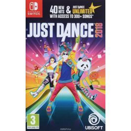 Just Dance 2018 (Nintendo Switch)