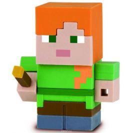 Bandai Фигурка Minecraft Mine-Charact Box Alex 4 см