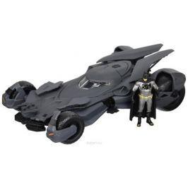 DC Comics. Набор фигурок Batmobile 2016 и Batman 1:24