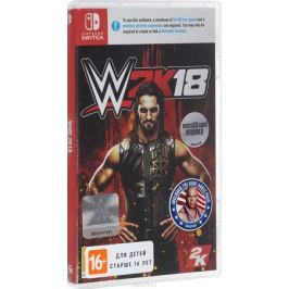 WWE 2K18 (Nintendo Switch)