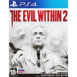 The Evil Within 2 (PS4) Ужасы (Horror)