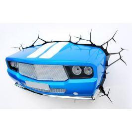 3DLightFX Настенный 3D cветильник Classic Car