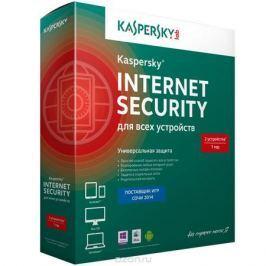 Kaspersky Internet Security Multi-Device Russian Edition. (на 5 устройств) Лицензия на 1 год