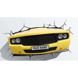 3DLightFX Настенный 3D cветильник Muscle Car