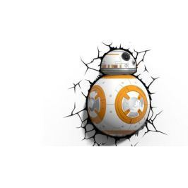 3DLightFX Настенный 3D cветильник Star Wars Lead Droid