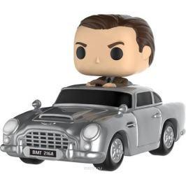 Funko POP! Фигурка James Bond with Aston Martin DB5 Игровая атрибутика