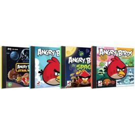 Angry Birds. Золотая коллекция (4 в 1)