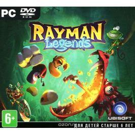 Rayman Legends Действие (Action)