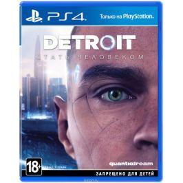 Detroit: Стать человеком (PS4)
