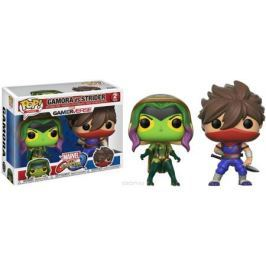 Funko POP! Vinyl 2-Pack Фигурка Capcom vs Marvel Gamora vs Strider 22776
