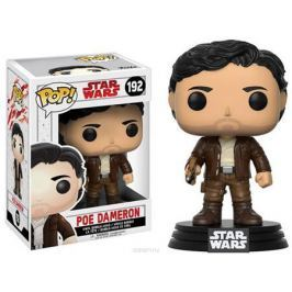 Funko POP! Bobble Фигурка Star Wars E8 TLJ Poe Dameron (POP 6) 14747