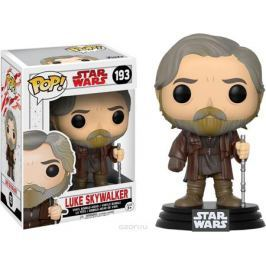 Funko POP! Bobble Фигурка Star Wars E8 TLJ Luke Skywalker (POP 4) 14745