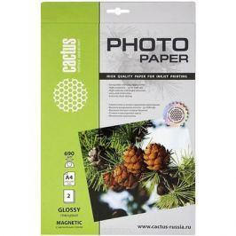 Cactus CS-MGA46902 глянцевая фотобумага с магнитным слоем