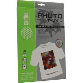 Cactus CS-TD15010 термотрансферная фотобумага для светлых тканей