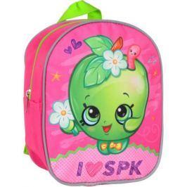 Shopkins Рюкзак дошкольный цвет розовый