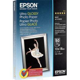 Epson C13S041944 Ultra Glossy фотобумага 13x18, 50 листов