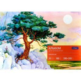 ArtSpace Альбом для акварели 20 листов