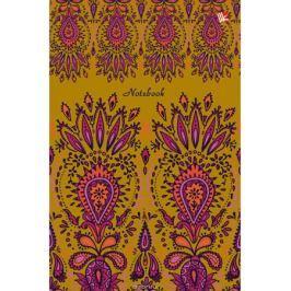 Канц-Эксмо Записная книжка Орнамент Роскошь 112 листов в клетку