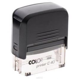 Colop Оснастка для штампа цвет черный 23 х 59 мм