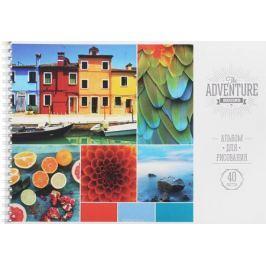 ArtSpace Альбом для рисования The Adventure 40 листов