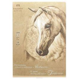 Palazzo Планшет для рисования Нежность 20 листов