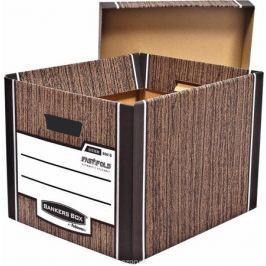 Fellowes Bankers Box Woodgrain архивный короб 32,5 х 28,5 х 38,5 см