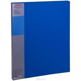 Berlingo Папка с зажимом Standard цвет синий