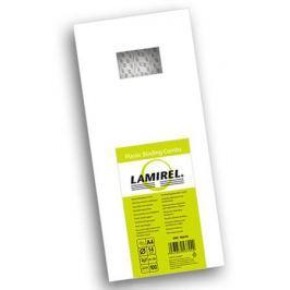Lamirel LA-78674, White пружина для переплета, 14 мм (100 шт)
