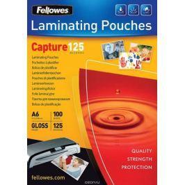 Fellowes A6 FS-53072 пленка для ламинирования, 125 мкм (100 шт)