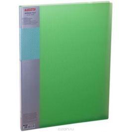 Berlingo Папка-скоросшиватель Diamond цвет прозрачный зеленый