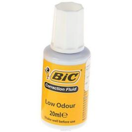 Bic Корректирующая жидкость Correction Fluid 20 мл