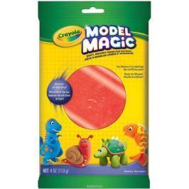 Crayola Застывающий пластилин цвет красный 113 г