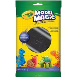 Crayola Застывающий пластилин цвет черный 113 г