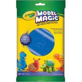 Crayola Застывающий пластилин цвет синий 113 г