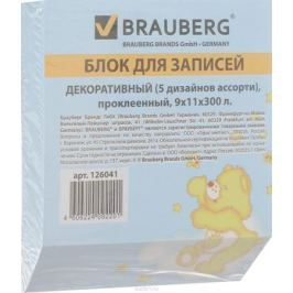 Brauberg Блок для записей Медведь 9 х 11 см 300 листов