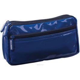 Brauberg Пенал-косметичка Милан цвет синий