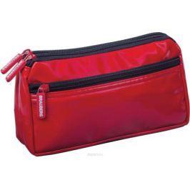 Brauberg Пенал-косметичка Милан цвет красный