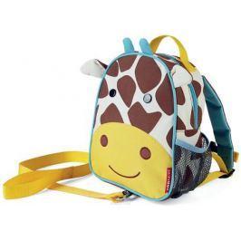 Skip Hop Рюкзак дошкольный Жираф с поводком