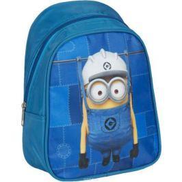 Universal Миньоны Рюкзак дошкольный цвет синий