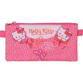 Action! Пенал Hello Kitty цвет розовый