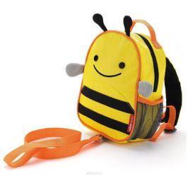 Skip Hop Рюкзак дошкольный Пчела с поводком