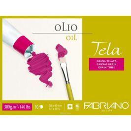 Fabriano Блок для масла Tela 10 листов 68003040