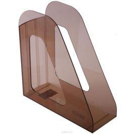 Стамм Лоток для бумаг вертикальный Фаворит цвет коричневый