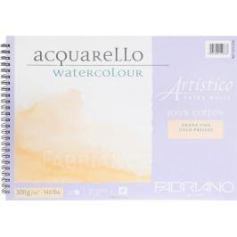 Fabriano Альбом для акварели Artistico Extra White 12 листов 12212330