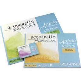 Fabriano Альбом для акварели Artistico Traditional White 12 листов 66322636