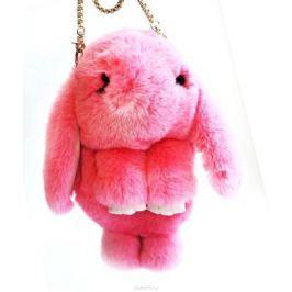 Рюкзак детский Пушистый кролик цвет розовый
